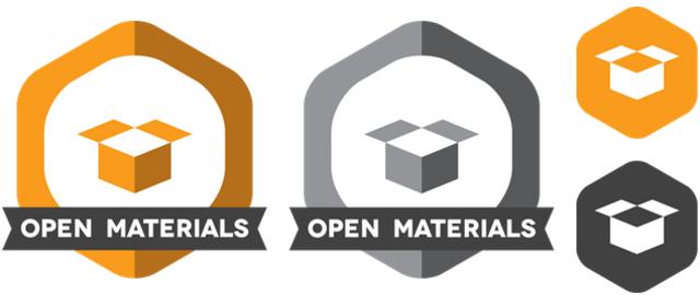 Open Materials Badge